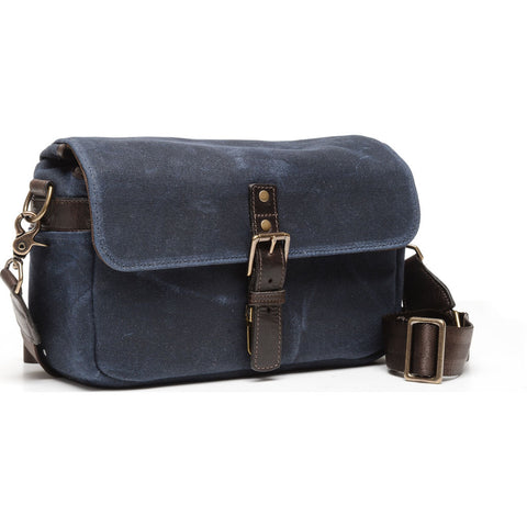 ONA The Bowery Camera Sling Bag | Oxford Blue- ONA5-014NVY