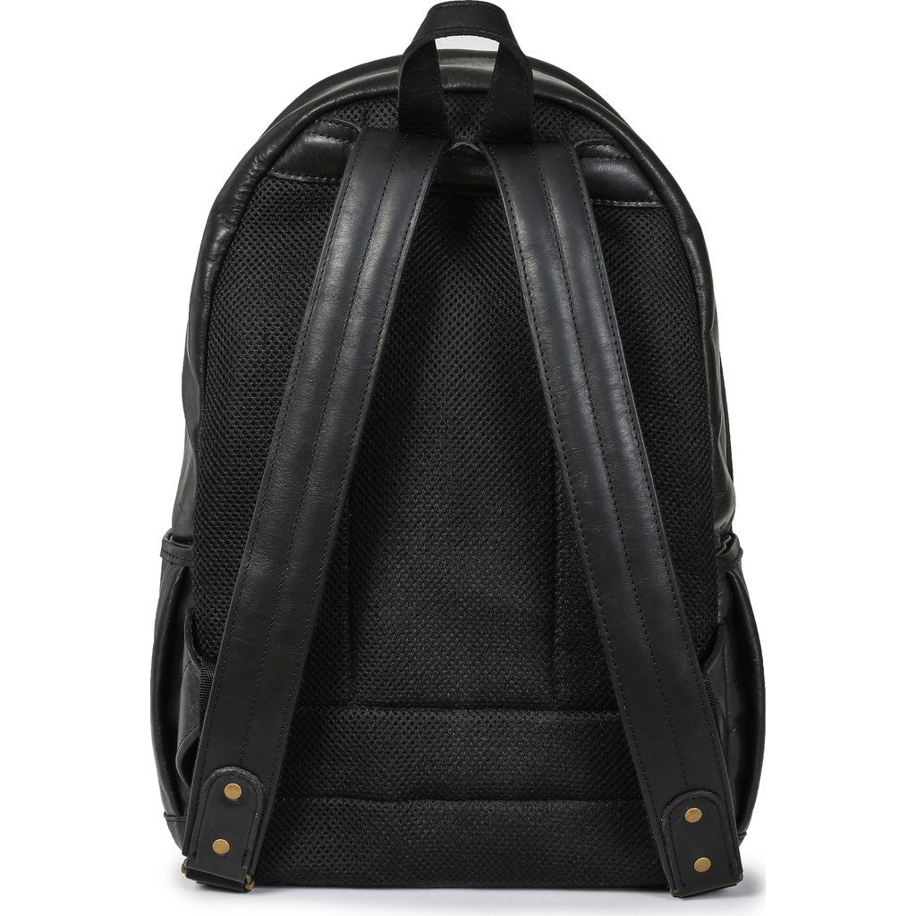 ONA Clifton Camera Backpack | Black Leather ONA 046LBL