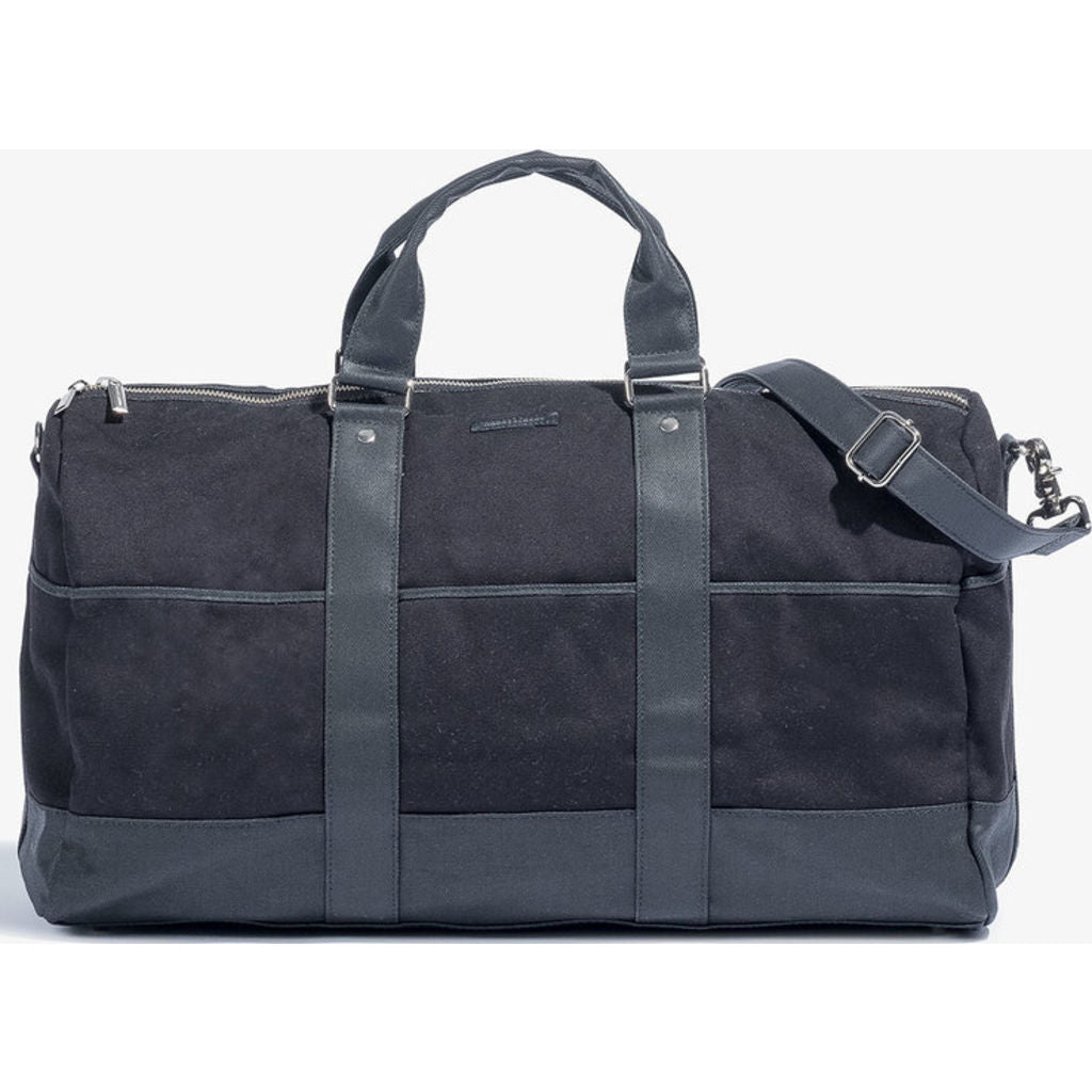Hook & Albert Gym Duffel Bag | Black ONBFBR-BLK-OS