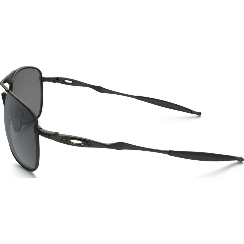 Oakley Iconic Crosshair Matte Black Sunglasses | Black Iridium OO4060-03