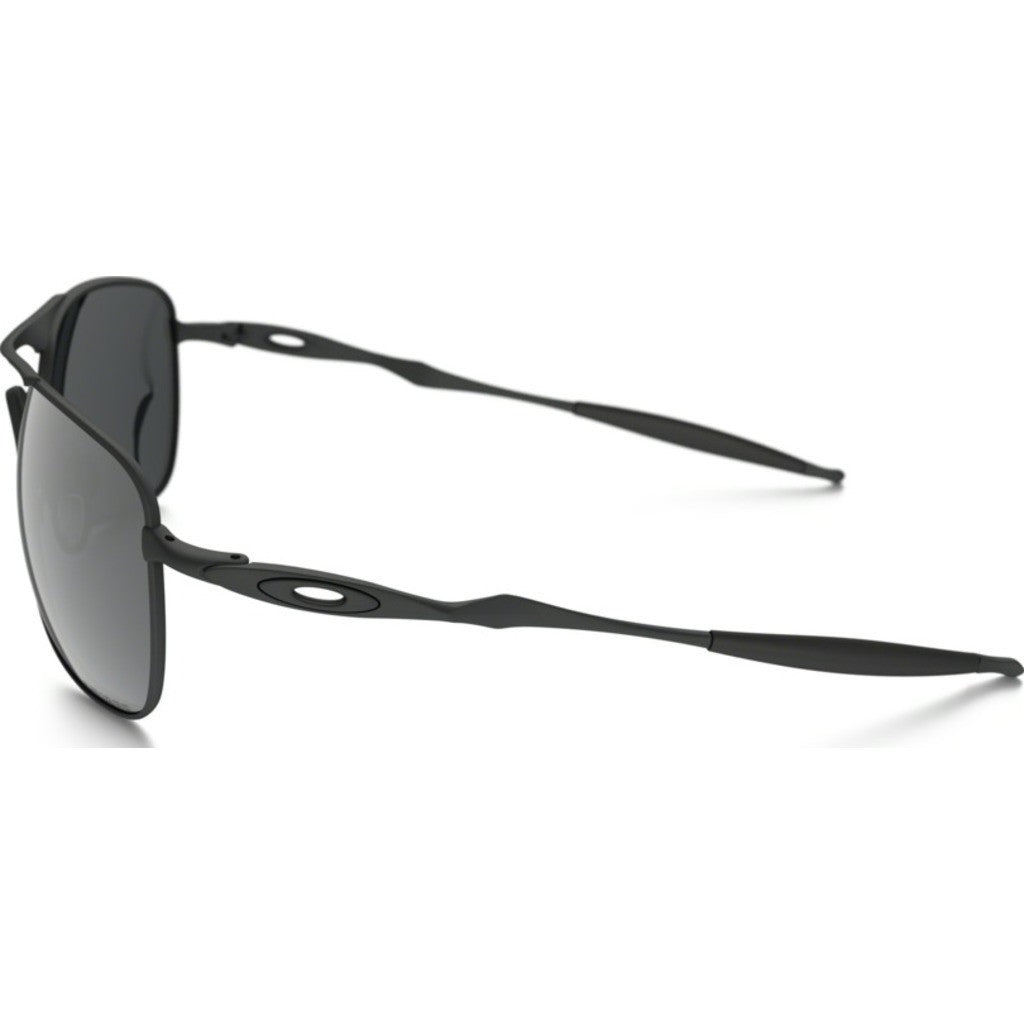 8004307a6f Oakley Crosshair Pewter Sunglasses Polarized OO6014-02 - Sportique