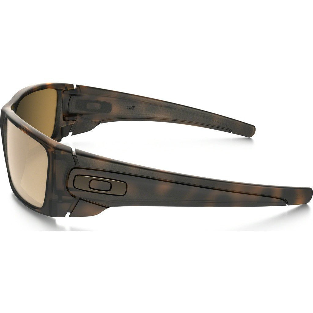 Oakley Fuel Cell Matte Tortoise Sunglasses | Tungsten Iridium OO9096-H560