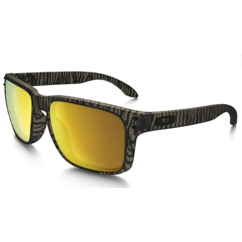 Oakley Lifestyle Holbrook Urban Jungle Matte Sepia Sunglasses | 24K Iridium OO9102-99