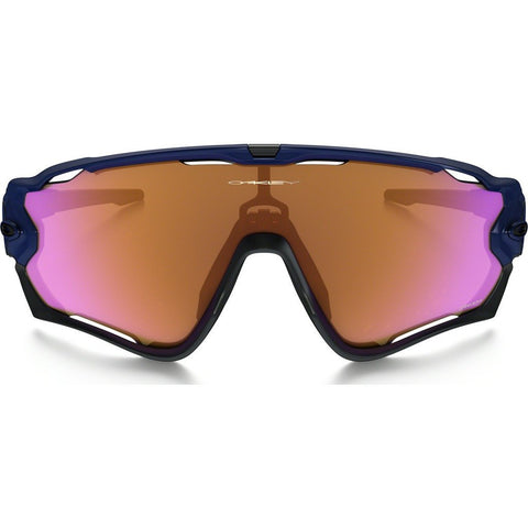 Oakley Sport Jawbreaker Polished Navy Sunglasses | Prizm Trail OO9290-04