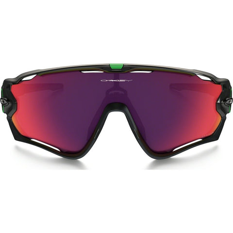 Oakley Sport Jawbreaker Cavendish Polished Black Sunglasses | Prizm Road OO9290-10