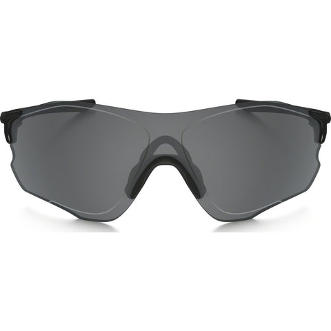 Oakley Sport EV Zero Path Polished Black Sunglasses | Black Iridium OO9308-01