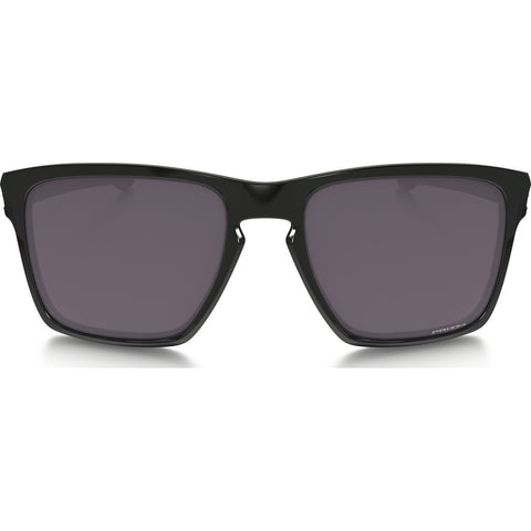 Oakley Lifestyle Sliver XL Polished Black Sunglasses | Prizm Daily Polarized OO9341-06