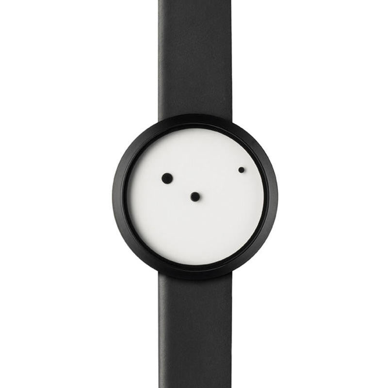 Nava Design Ora Lattea Watch | White 42mm O410BI