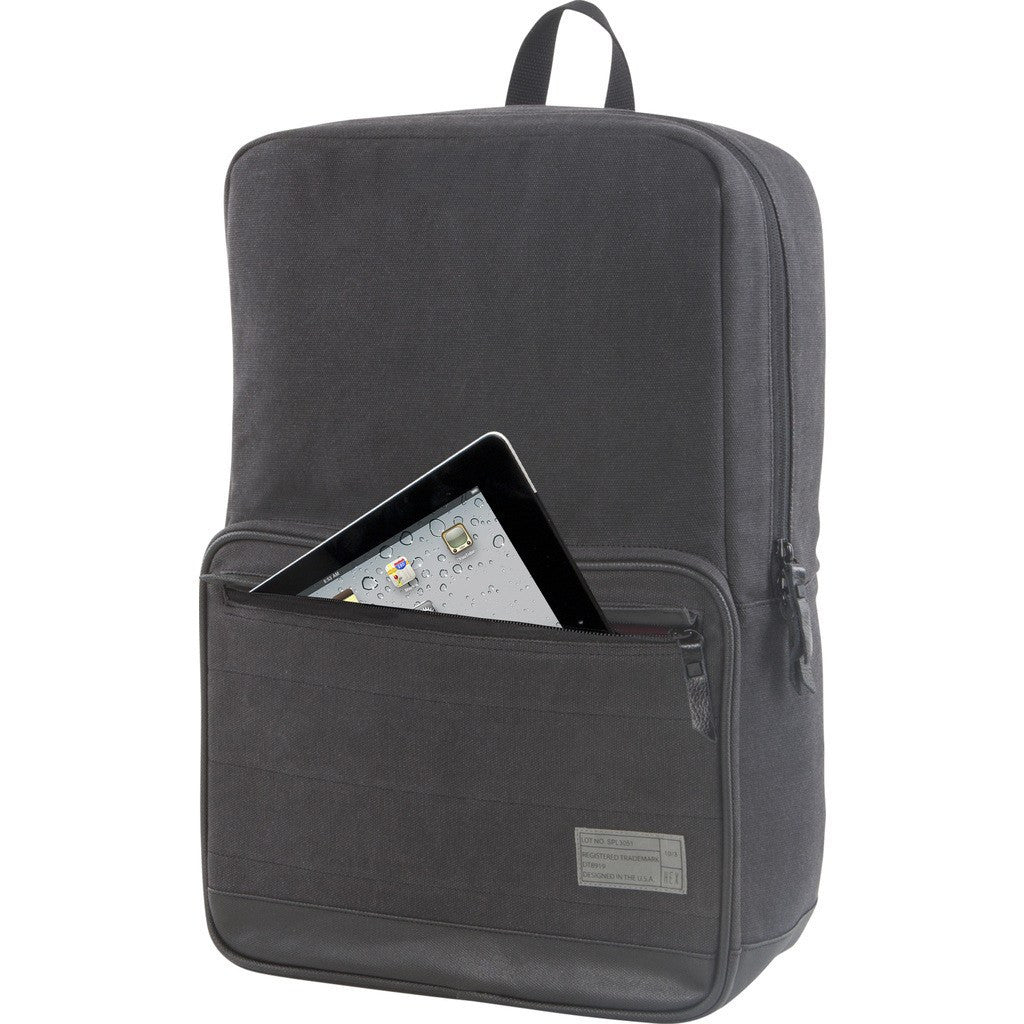 Hex Supply Origin Backpack | Charcoal Canvas CHCV HX2030