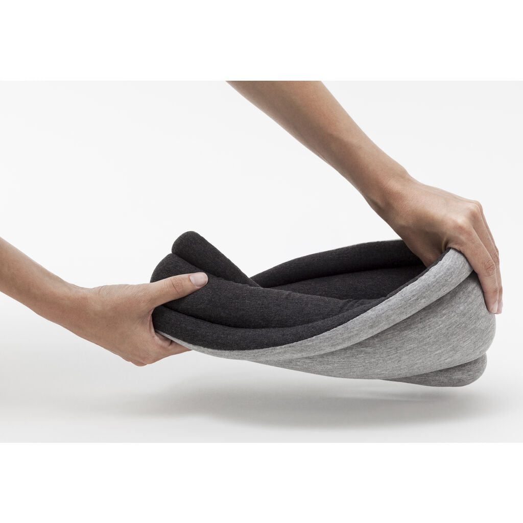 Ostrichpillow Light | Midnight Grey