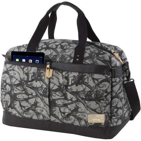Hex x Nowartt Overnight Duffel | Grey