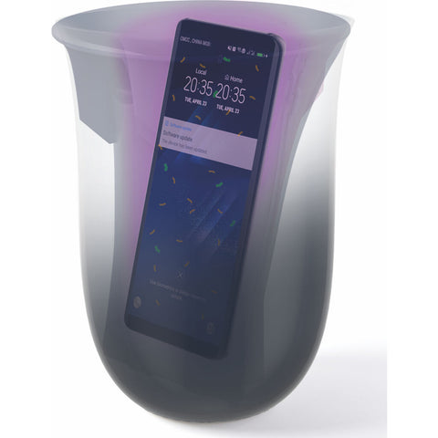 Lexon Oblio Wireless Charging Station & UV Sanitizer