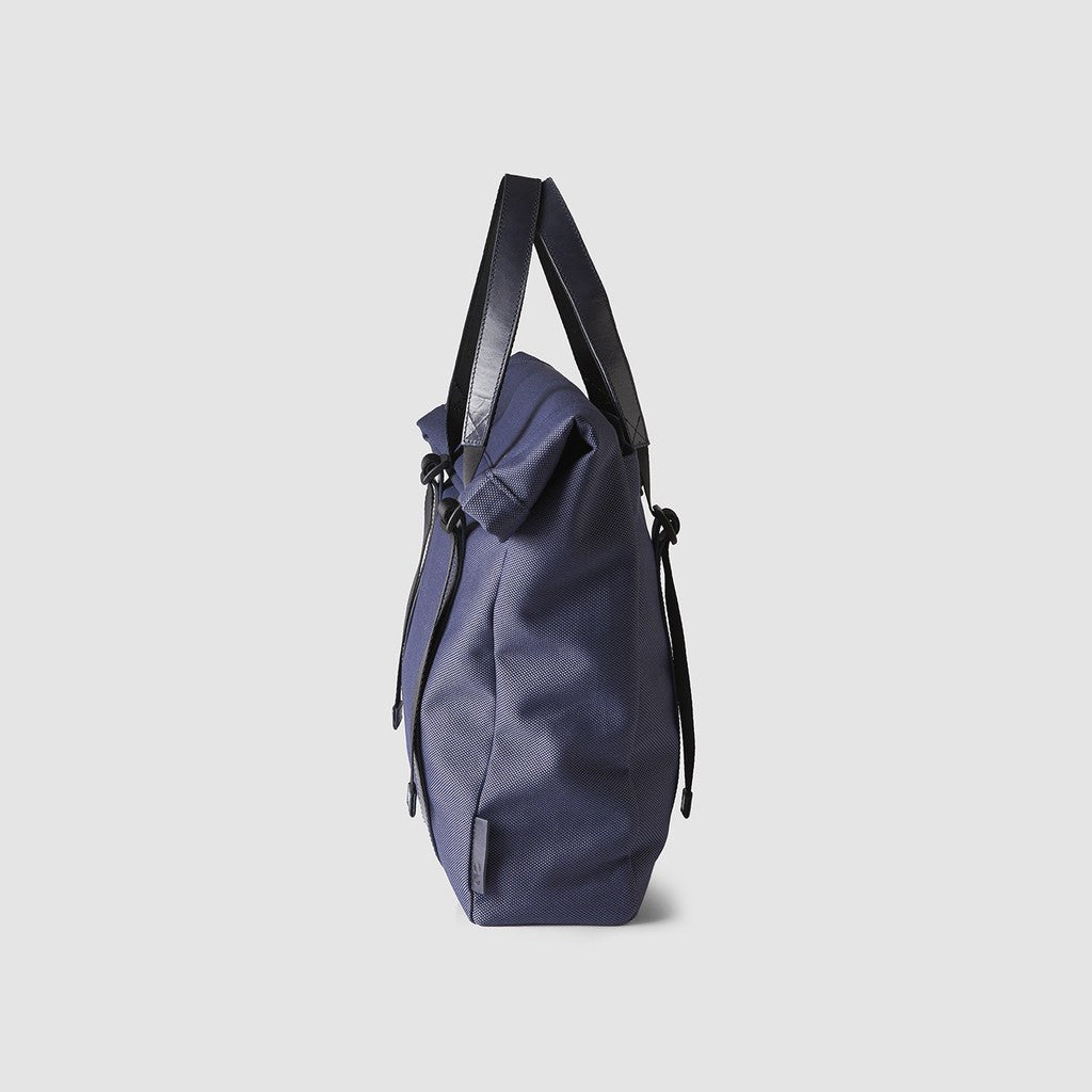Octovo Foldover Tote Bag | Blue W01-024-BLU