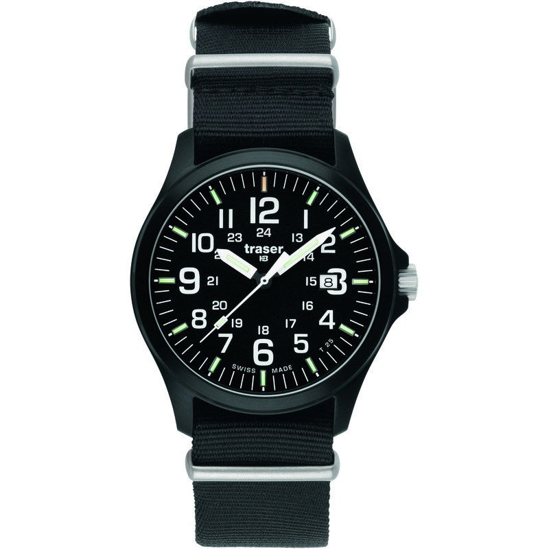 traser H3 Professional P6704 Officer Pro Men's Watch Nato Strap