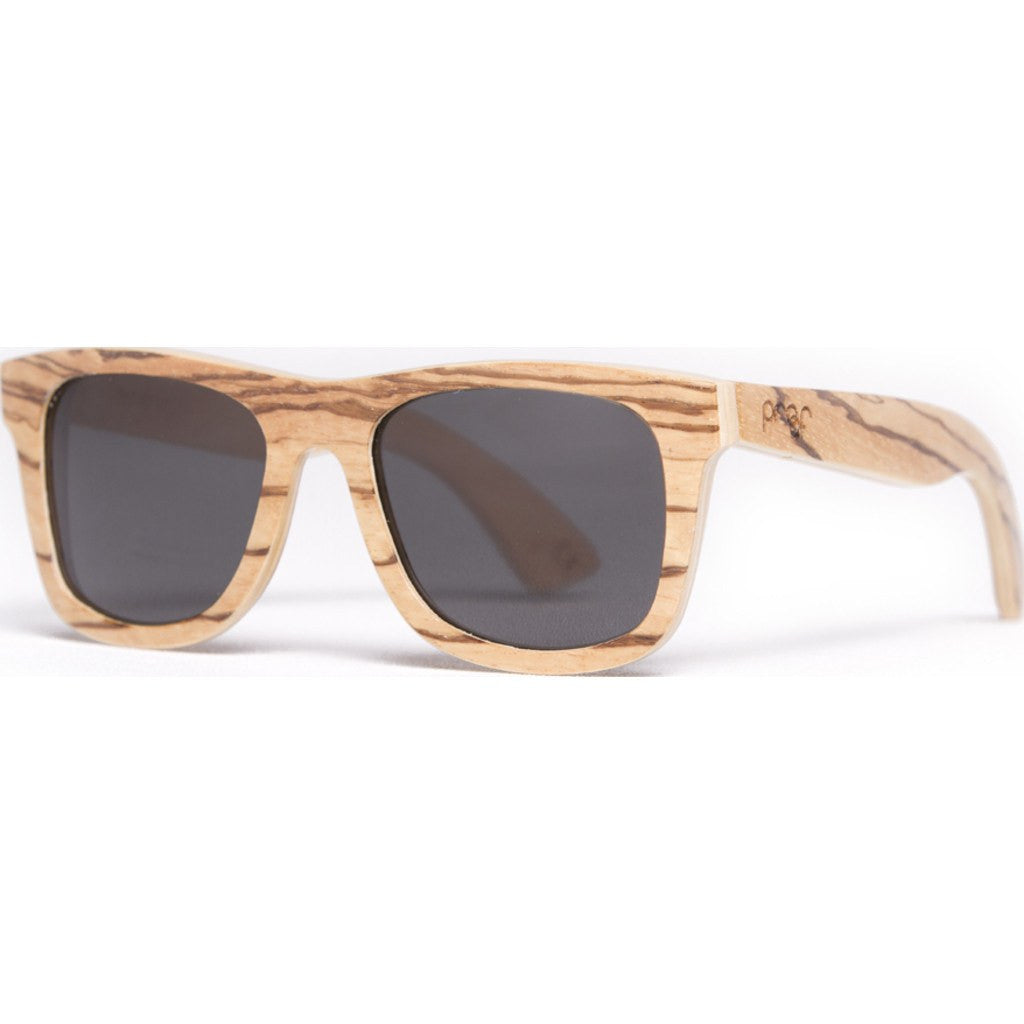 Proof Ontario Skate Sunglasses | Zebra/Polarized
