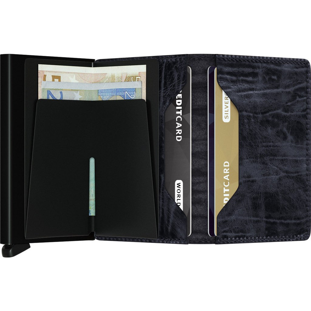 Secrid Slim Wallet Dutch Martin | Nightblue SDM-Nightblue
