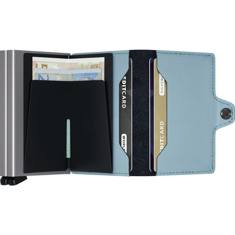 Secrid Twin Wallet | Matte Blue TM-Blue