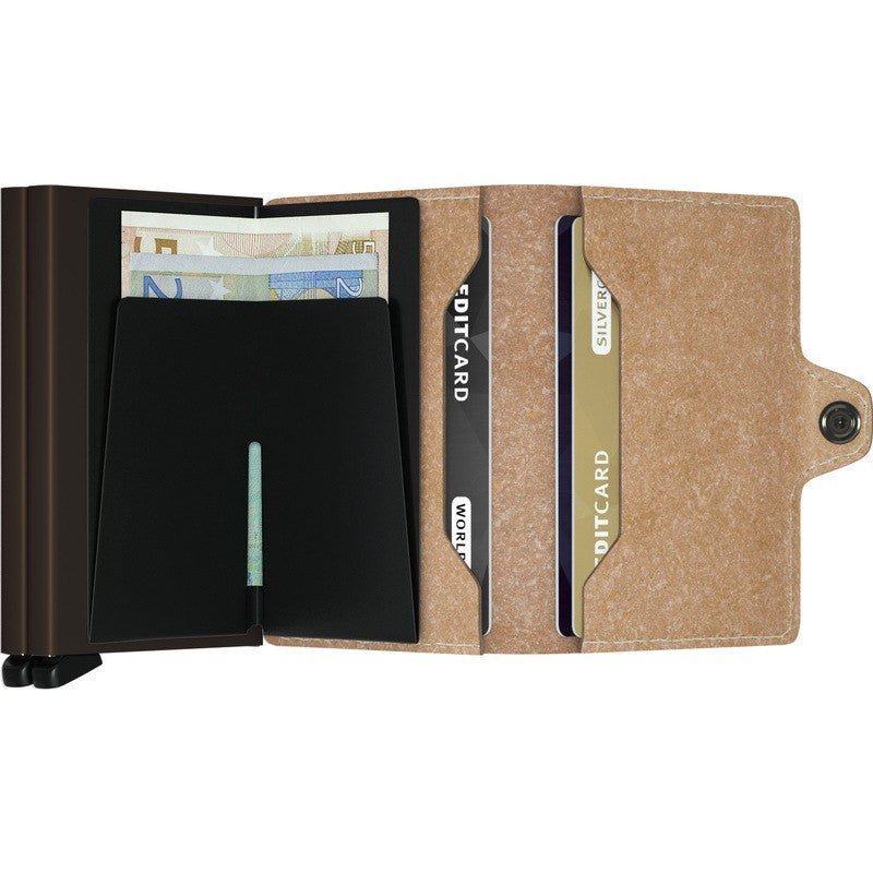 Secrid Twin Wallet | Recycled Natural TR-Natural
