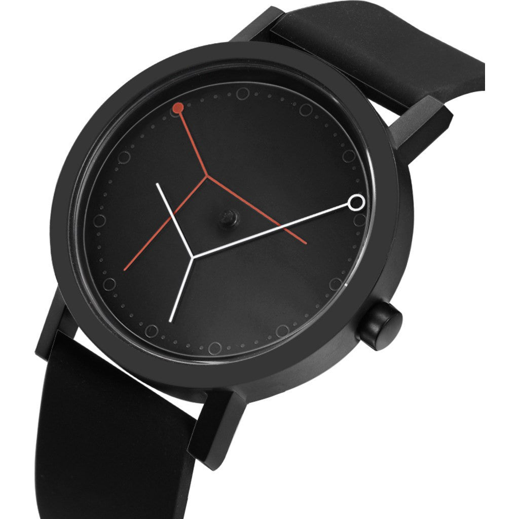 Projects Watches Ora Major Watch | Black 7294 BS