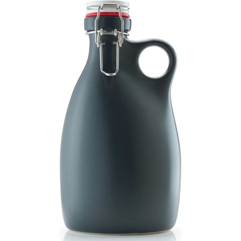 Orange Vessel Co. Stoneware Growler 64 oz. | Slate