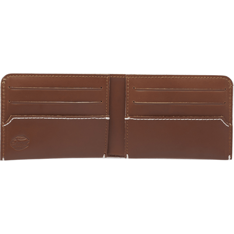 Orchill Origami Bi-Fold Wallet | Brown