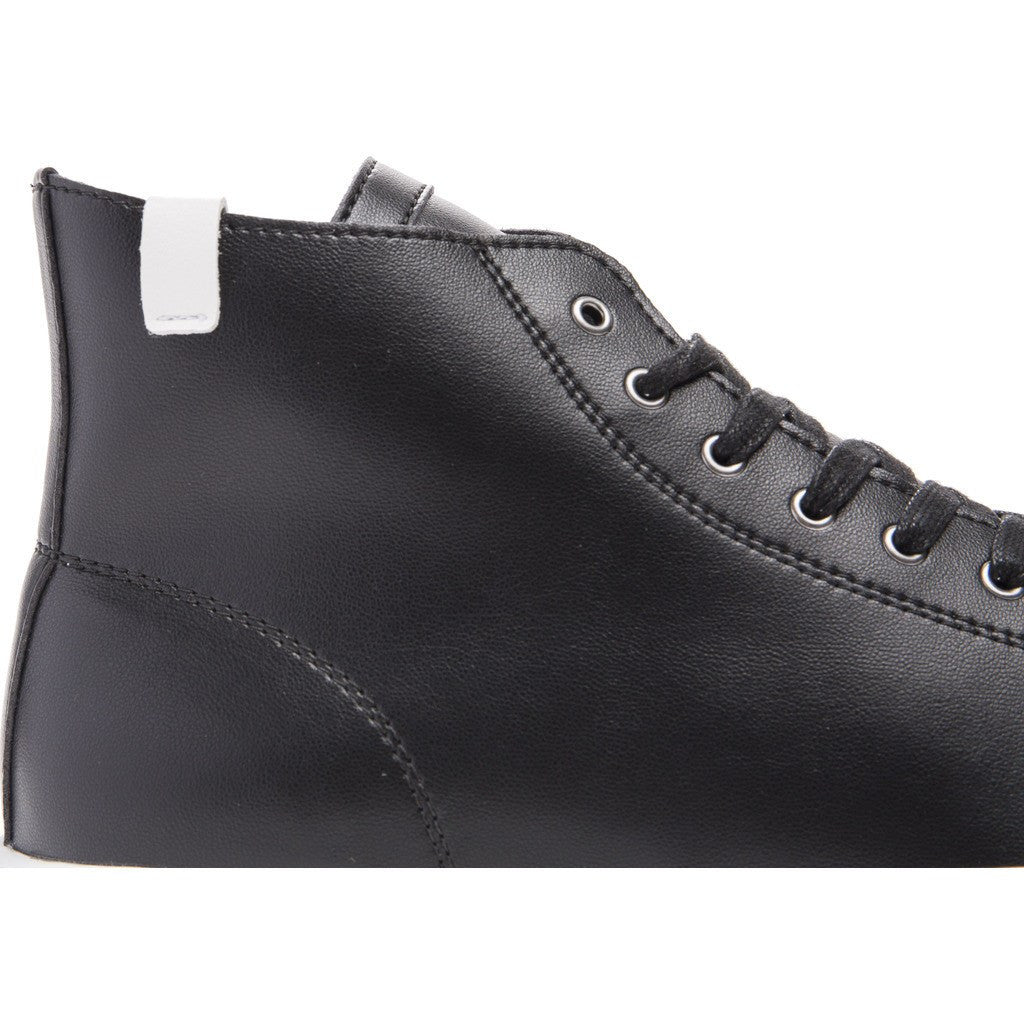 House of Future Original Hi-Top Micro-Leather Shoes | Black Size 44 1045A1006