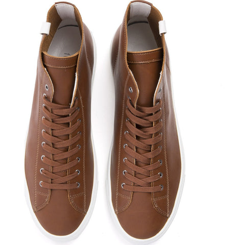 House of Future Original Hi-Top Micro-Leather Shoes | Copper Size 41 1045A1008