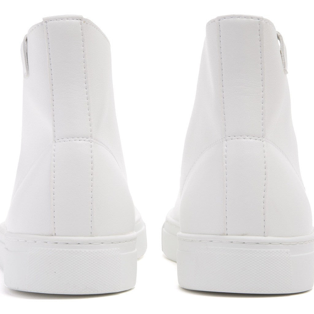 House of Future Original Hi-Top Micro-Leather Shoes | White Size 43 1045A1007