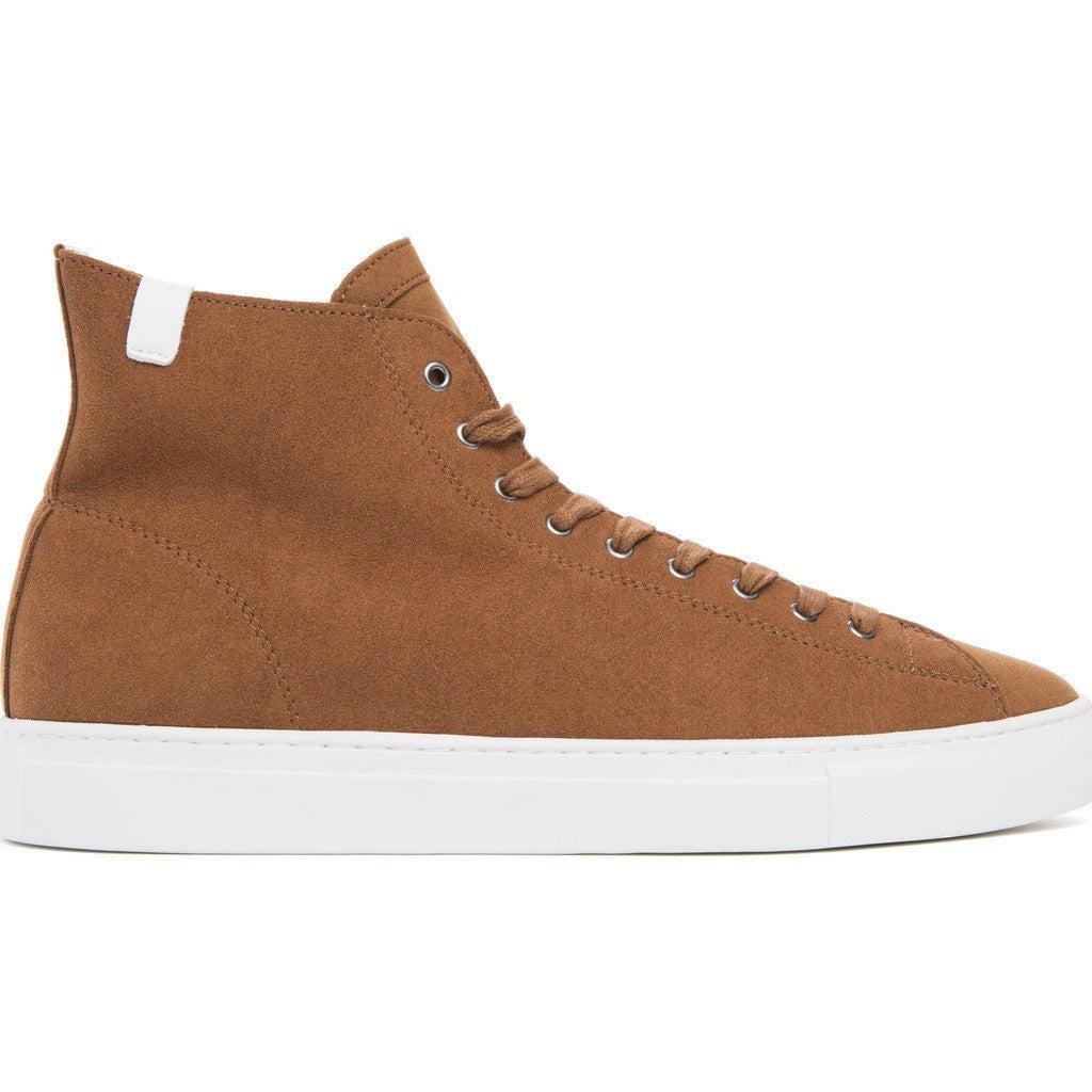 House of Future Original Hi-Top Micro-Suede Shoes | Copper Size 45 1015A1003
