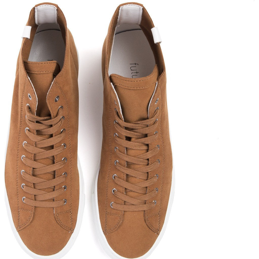House of Future Original Hi-Top Micro-Suede Shoes | Copper Size 42 1015A1003
