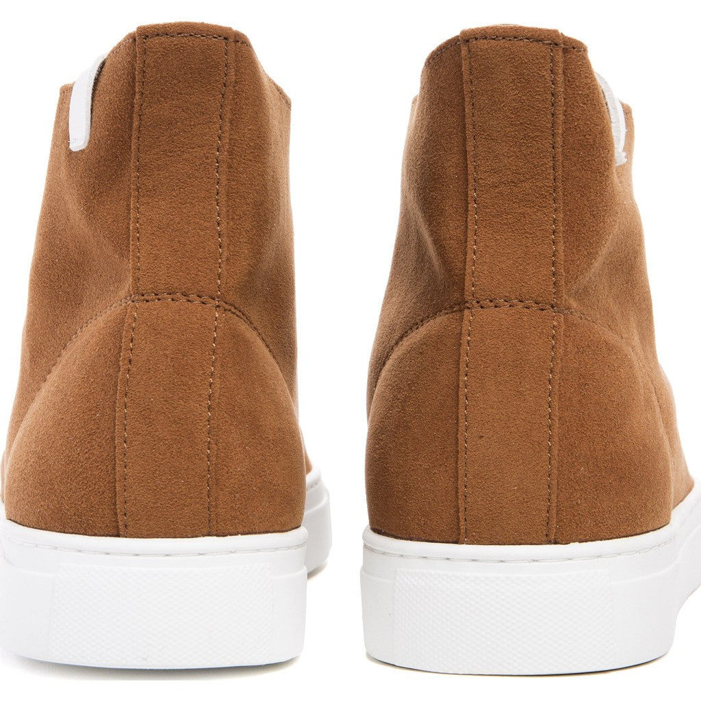 House of Future Original Hi-Top Micro-Suede Shoes | Copper Size 43 1015A1003