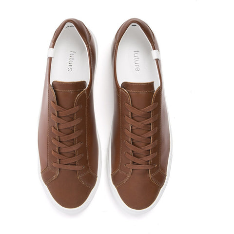 House of Future Original Low-Top Micro-Leather Shoes | Copper Size 41 1044A1008