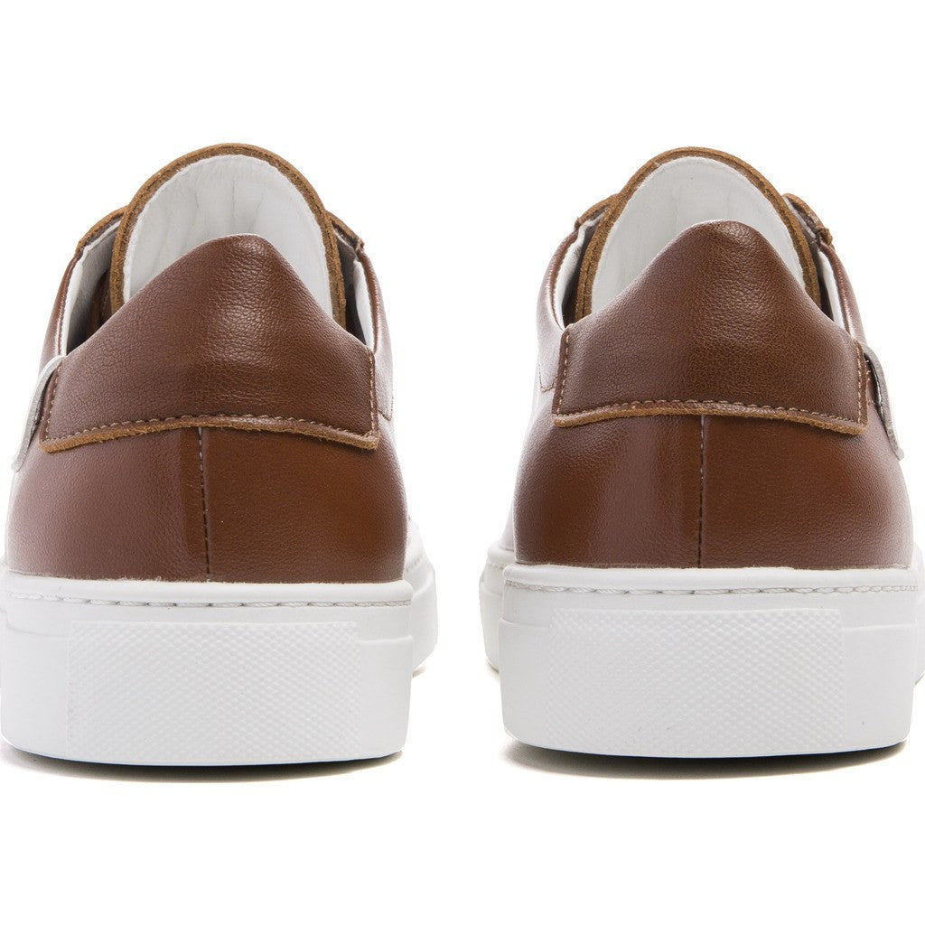 House of Future Original Low-Top Micro-Leather Shoes | Copper Size 43 1044A1008