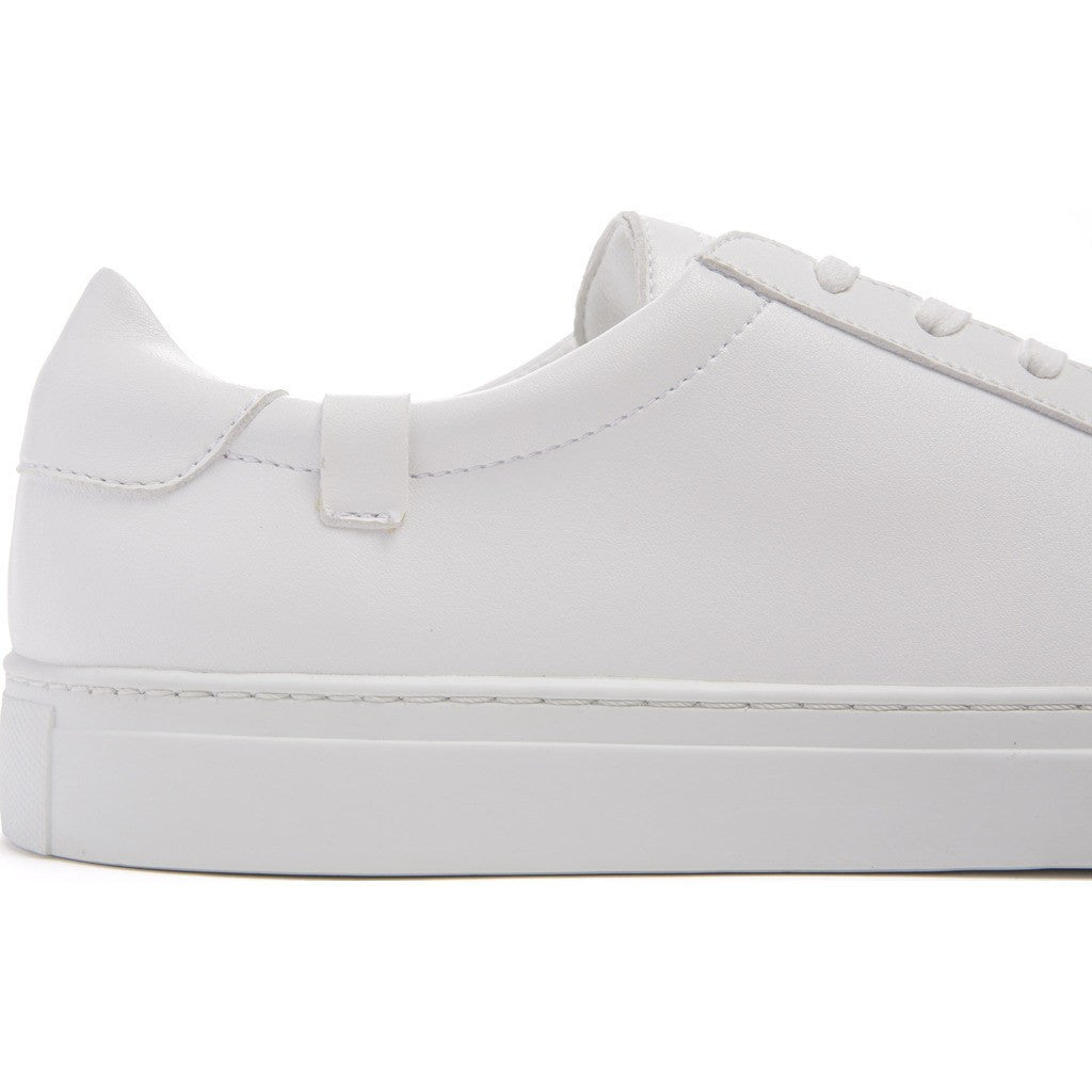 House of Future Original Low-Top Micro-Leather Shoes | White Size 44 1044A1007