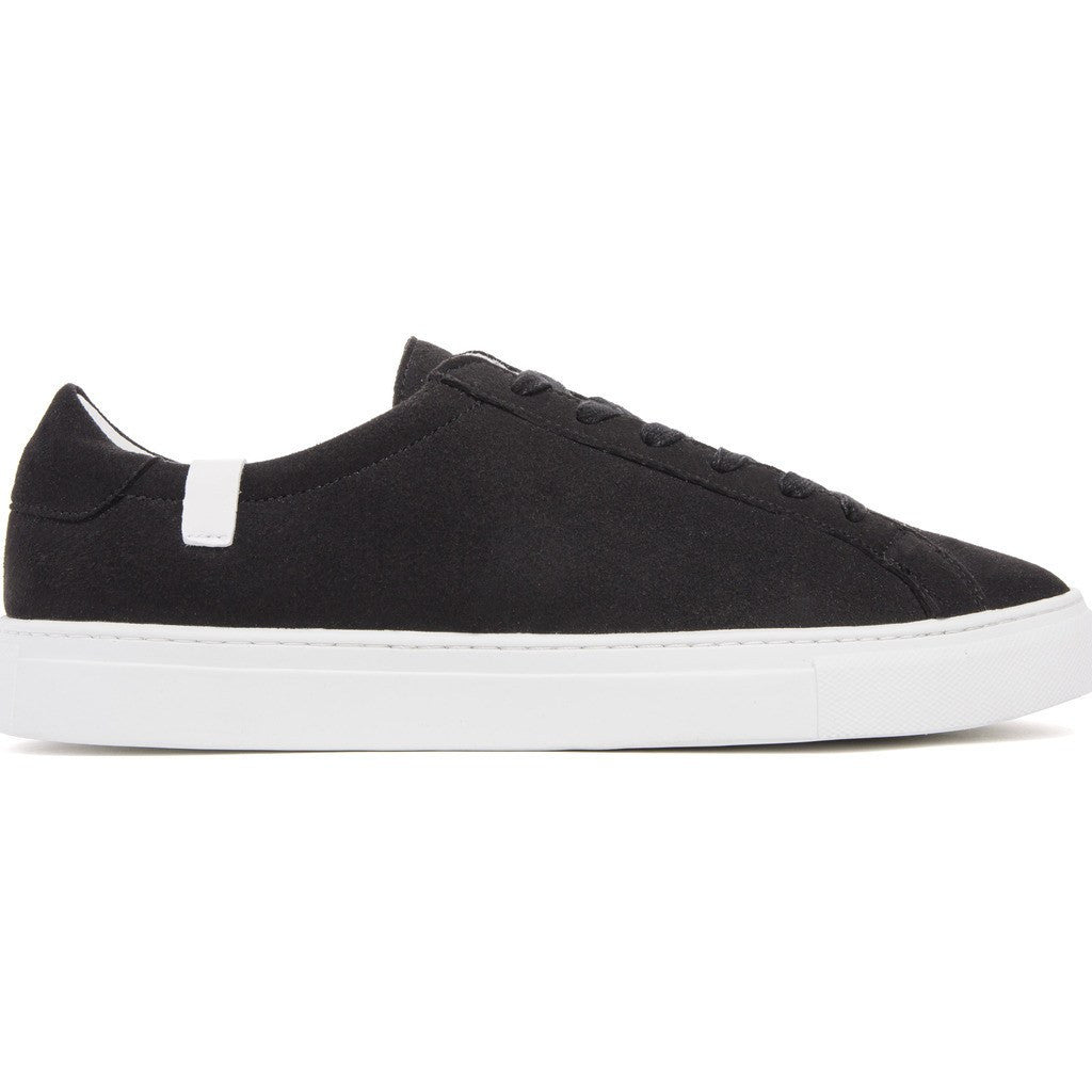 House of Future Original Low-Top Micro-Suede Shoes | Black Size 45 1014A1001