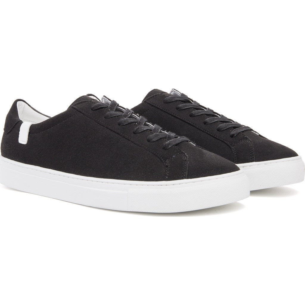 House of Future Original Low-Top Micro-Suede Shoes | Black Size 41 1014A1001
