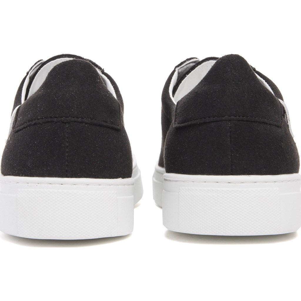 House of Future Original Low-Top Micro-Suede Shoes | Black Size 43 1014A1001