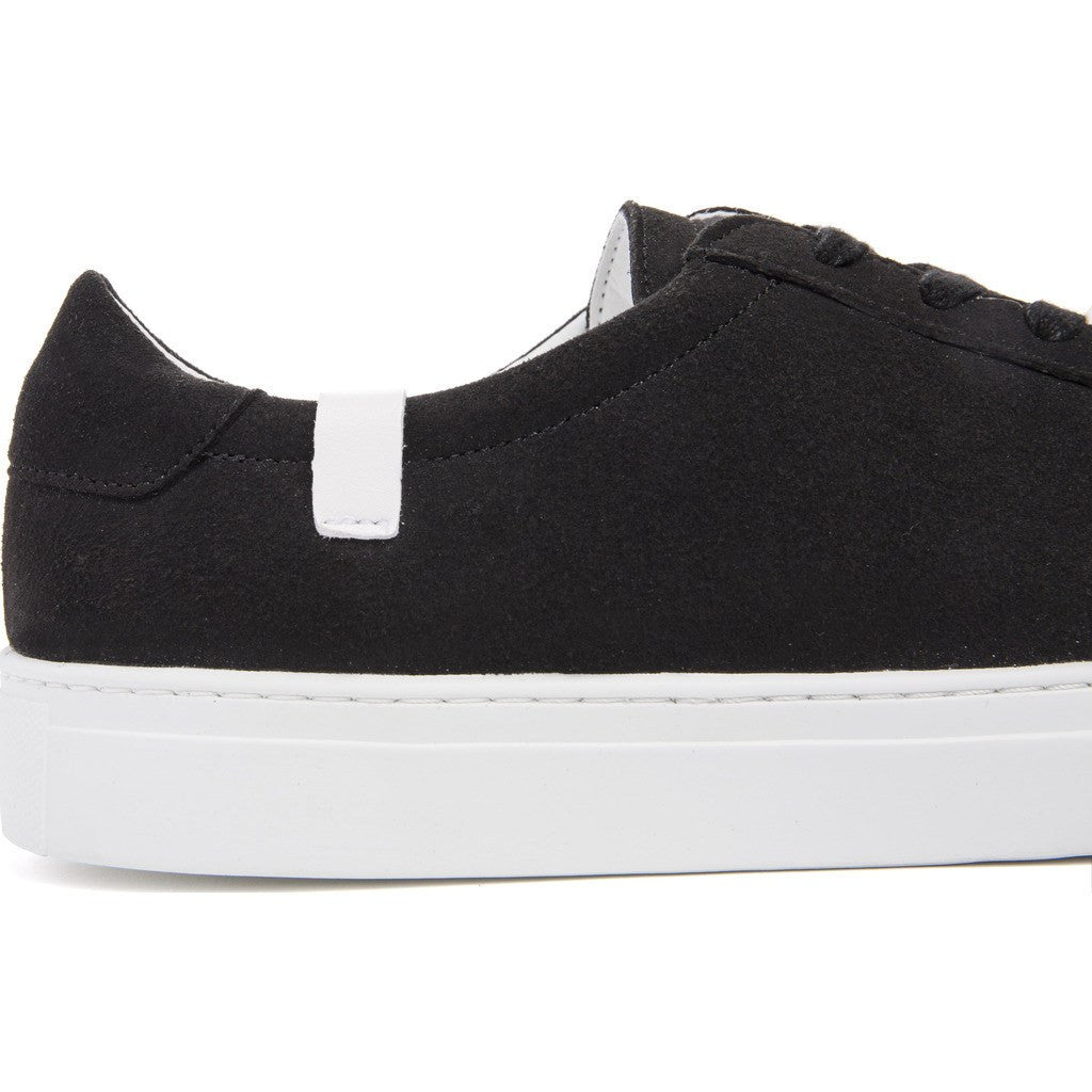 House of Future Original Low-Top Micro-Suede Shoes | Black Size 44 1014A1001