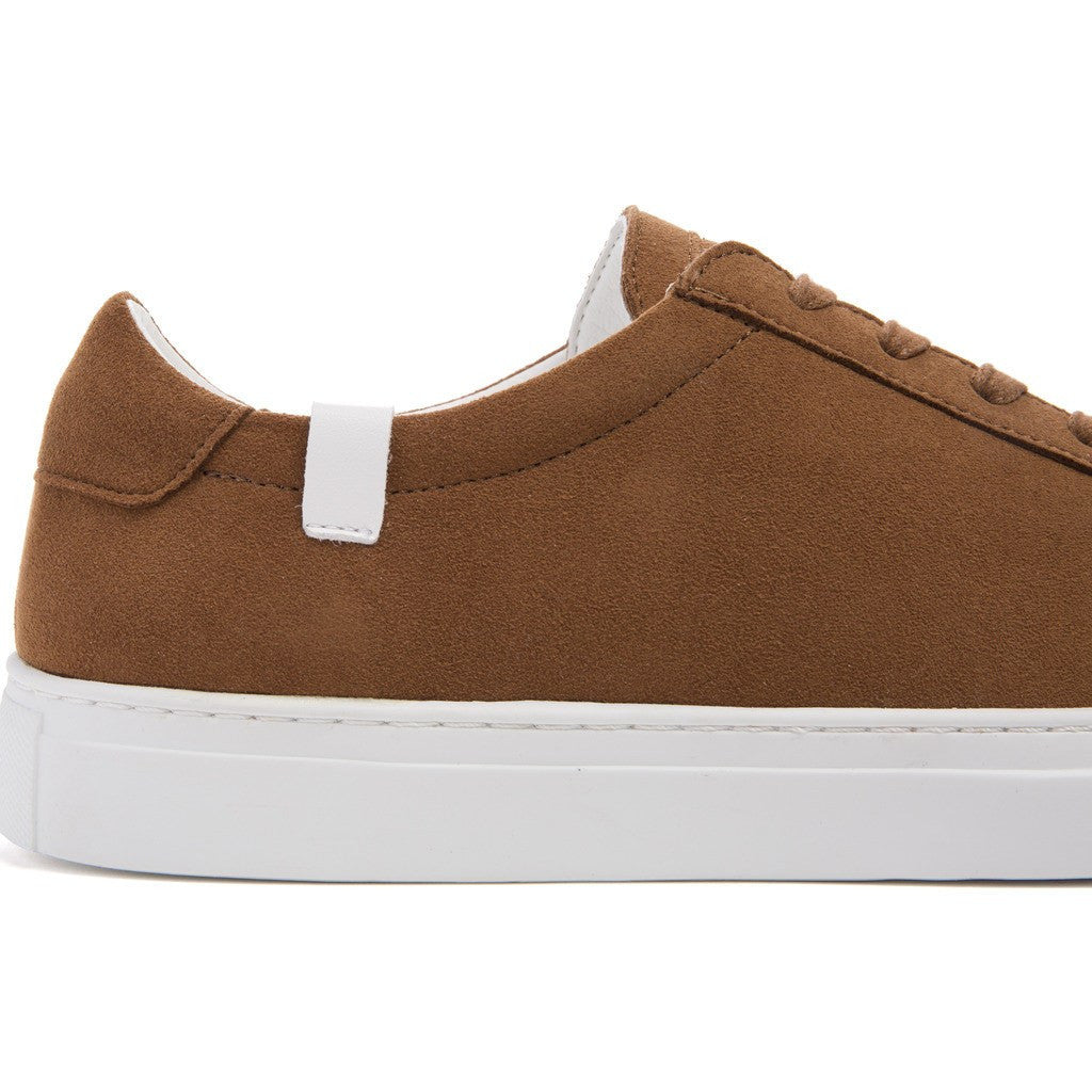 House of Future Original Low-Top Micro-Suede Shoes | Copper Size 44 1014A1003