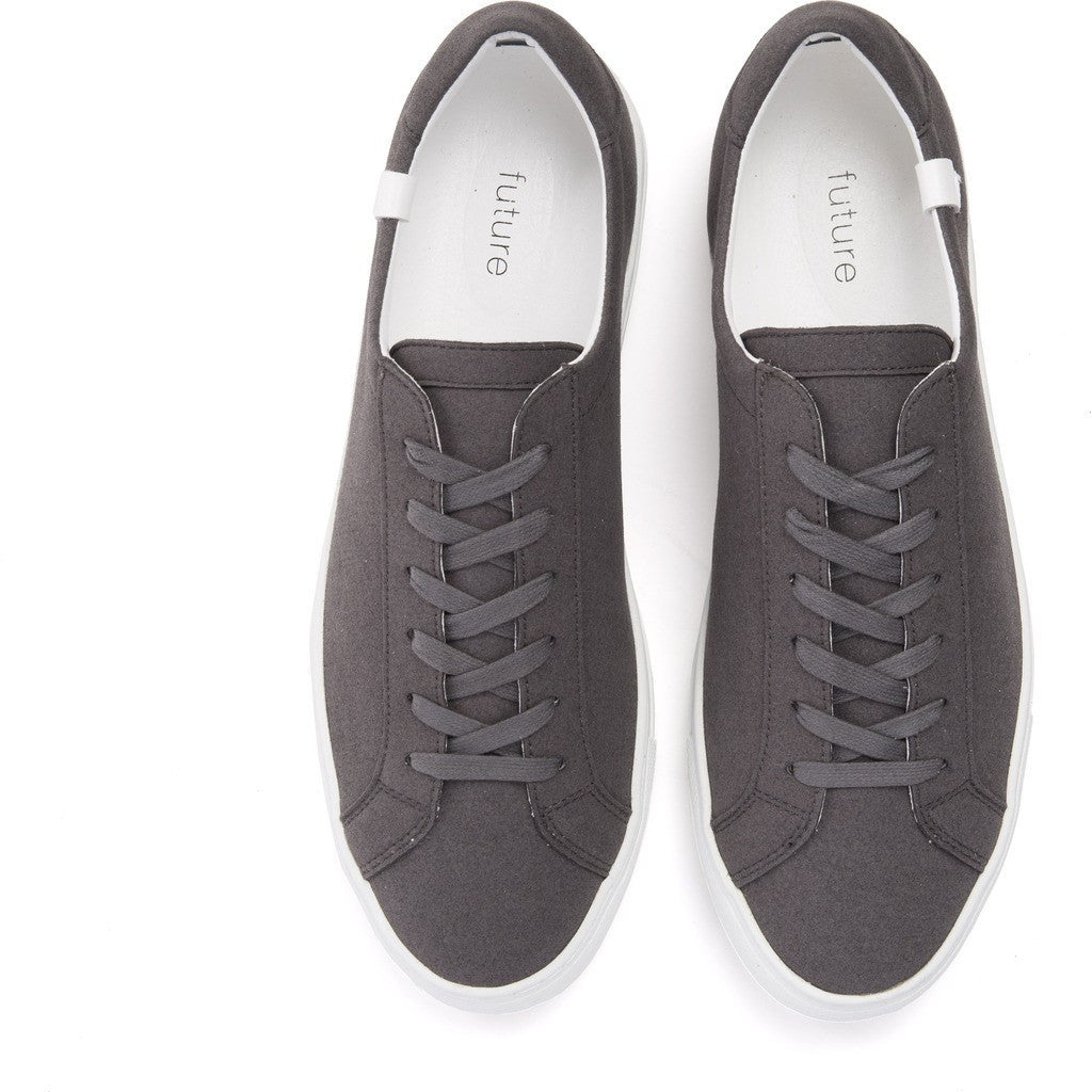 House of Future Original Low-Top Micro-Suede Shoes | Slate Grey Size 42 1014A1002
