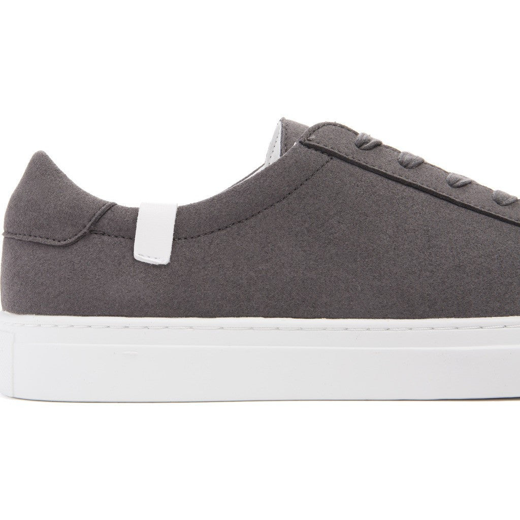 House of Future Original Low-Top Micro-Suede Shoes | Slate Grey Size 44 1014A1002