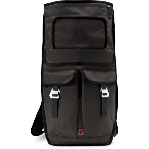 Chrome Orlov Rolltop Backpack | Black