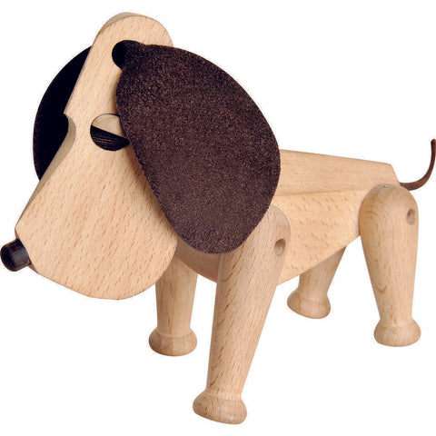 Architectmade Oscar Wooden Dog | Beech Wood 340