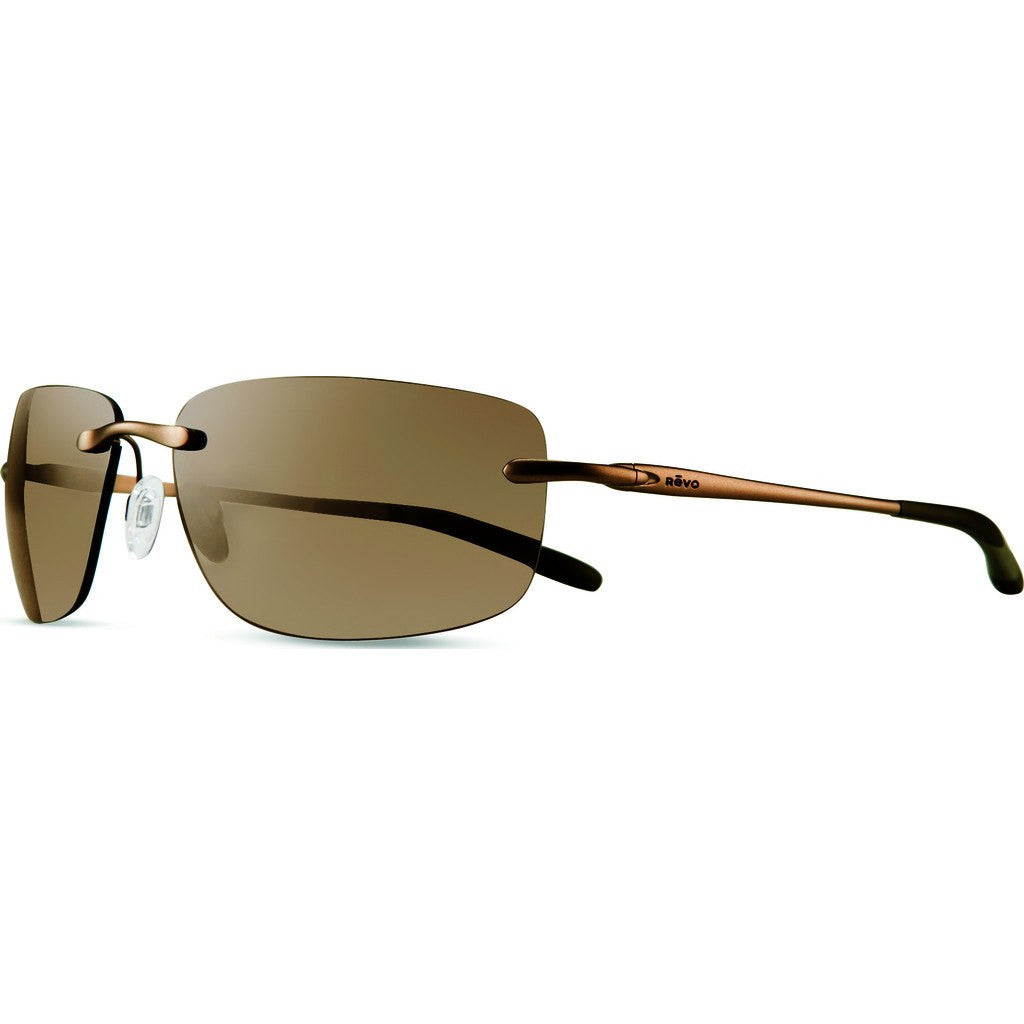 Revo Eyewear Outlander Brown Sunglasses | Terra RE 1029 02 BR