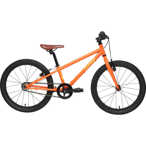 "Cleary Bikes Owl 20"" Single Speed Bike Riser 