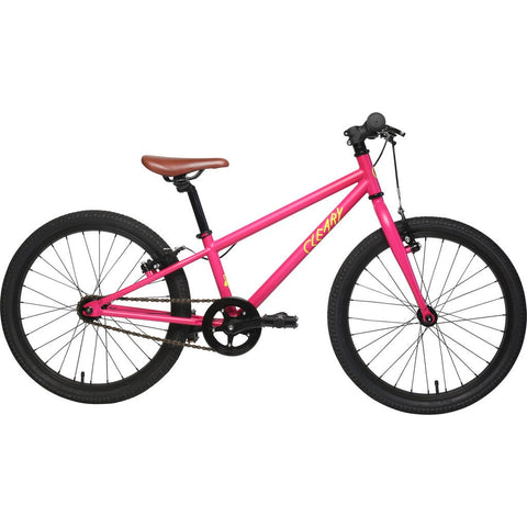 "Cleary Bikes Owl 20"" Single Speed Bike 