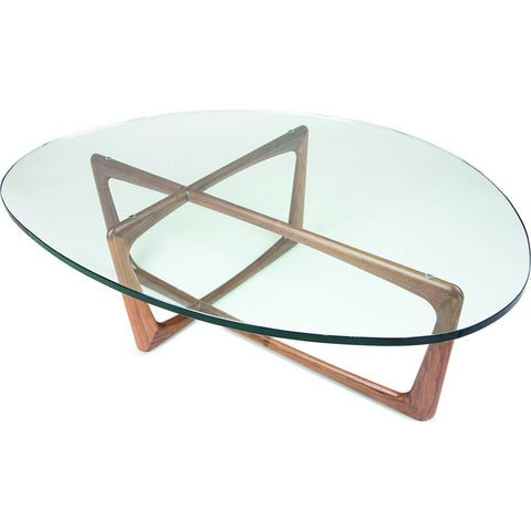 ION Design Vlad Coffee Table | Brown P-13084