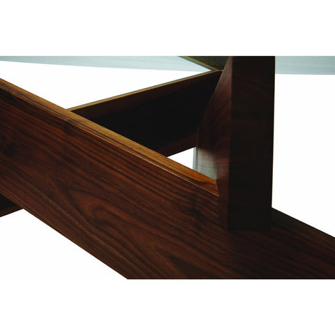 ION Design Plank Coffee Table | Brown P-13090