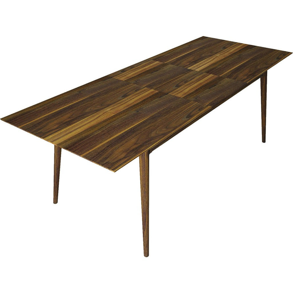 ION Design Vintage Extension Dining Table | Brown P-14248