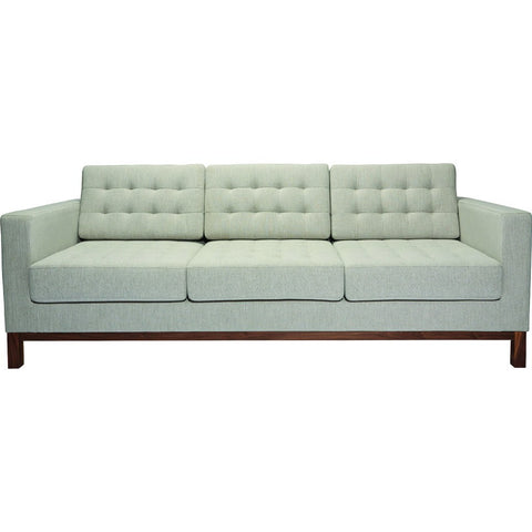 ION Design Dixon Sofa | Calico Natural & Walnut P-20781
